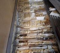 Border officers seize 690 pounds of meth — largest seizure in Ariz. port history