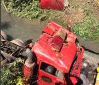 Ark. firefighter injured after tanker rollover