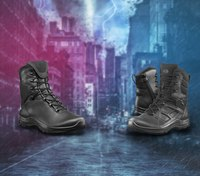 Review: These boots are made for walking – and other police work