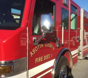 Asotin County Fire Chief Noel Hardin and other regional public safety leaders recently met with Whitcom Regional Dispatch Center officials to address an