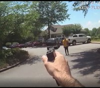Video: LEO fatally shoots knife-wielding man attacking cop