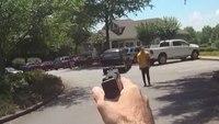 Video: LEO fatally shoots knife-wielding man attacking cop