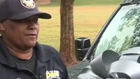 Atlanta cop gifts own car to mother of 5