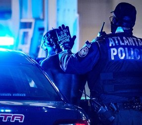 Atlanta police officers arrested 44 people and impounded 29 cars in a street racing crackdown. (Photo/TNS)