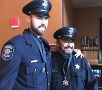 2 Ill. officers wounded in warehouse shooting return to full duty