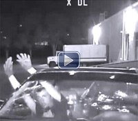 Video: Austin cop opens fire on man ramming cruiser