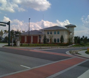 Fire Station 65 of the Deltona (Fla.) Fire Department (Image Deltona Fla. Fire Department)