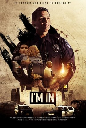 Axon unveils the 'I'm In' Recruiting Campaign with free marketing tools for educating the community about a career in law enforcement.