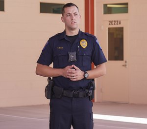 Used together, body-worn cameras and conducted energy weapons like the TASER can help create a safer working environment for COs as well as a safer living environment for inmates.