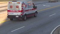 Stolen Ga. ambulance recovered after being taken from hospital
