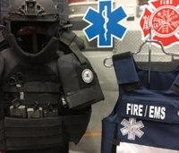 Ky. fire dept. seeking grant for firefighter, EMS body armor