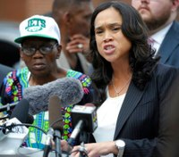 Court asked to dismiss lawsuit against prosecutor in Freddie Gray case