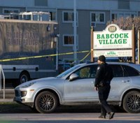 2 dead, including suspect, after shooting at RI housing complex