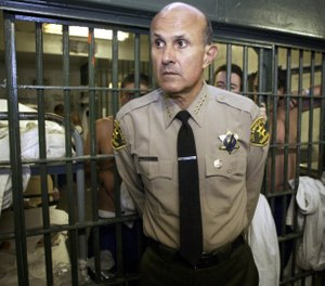 Former LA County Sheriff Lee Baca's request to be released from a federal prison in Texas has been denied. (Photo/TNS)