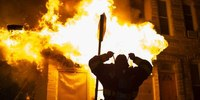 Baltimore firefighter: Fire dept. is 'out of resources'