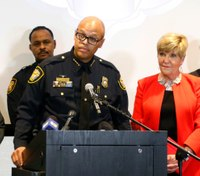 Texas PD chief tapped to lead Baltimore force