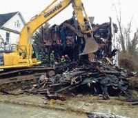 'Couldn't save them:' 6 kids die in Baltimore house fire