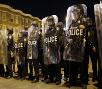 Union says Baltimore PD won't hand over riot transmission tapes