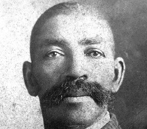 As a former slave, Bass Reeves was illiterate, but that did not get in the way of his outstanding work as a law enforcement officer.