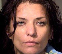 Portland woman allegedly beat police officer with his own baton