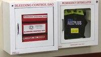Ala. fire dept. equips schools with bleeding control kits