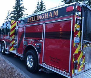 Officials said several Bellingham Fire Department members practiced multiple intubations on a body that was awaiting transport to a funeral home. (Photo/BFD)