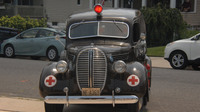 Historic NJ ambulance heads to Archives of Ford Motor Co.