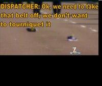 Investigation: Dispatcher tells bystander to remove tourniquet