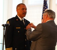 New Orlando fire chief sworn in, pledges 'diverse and inclusive' department