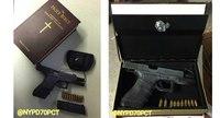 10 strange places cops have found guns