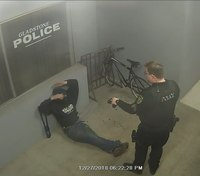 Ore. man arrested after attempting to steal bike outside police station