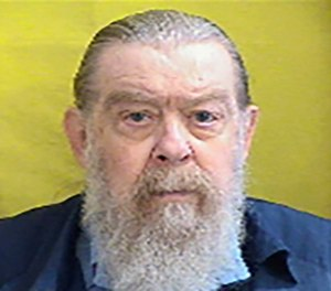 This undated photo provided by the Ohio Department of Rehabilitation & Correction shows Larry Via. (Photo/the Ohio Department of Rehabilitation & Correction via AP)