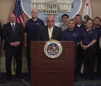 Calif. official introduces EMS Workers Bill of Rights