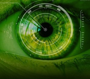 There are trade-offs between privacy and public safety when it comes to iris scans.