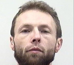 Randy Bishop has been arrested nearly three months after escaping police custody