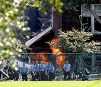 NTSB: Probe of school explosion could take a year