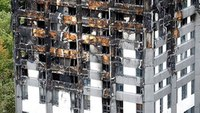 London Fire Brigade 'disappointed' by critical Grenfell Tower report