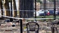 NY block party shootout suspect in custody