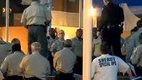 308 Memphis cops call in sick in 'blue flu' protest