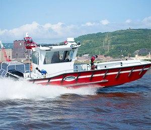 Photo courtesy of Lake Assault Boats