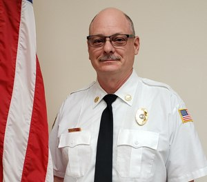 Lincoln Fire Chief Bob Dunovsky apologized in a written statement Thursday for sharing a Facebook post that mentioned the shooting of looters. (Photo/City of Lincoln, Illinois)