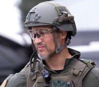 The doctor is in: Calif. reserve officer serves on the SWAT team