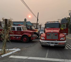 The Bodega Bay Fire Protection District is one of the fire agencies seeking to join with the Sonoma County Fire District. County officials are considering the financial hurdles that may arise with the merging of multiple fire agencies. (Photo/Bodega Bay Fire Protection District Facebook)