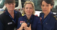 Aussie paramedics get body cameras to curb assaults
