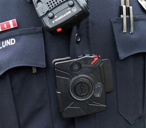 The city of Rialto (Calif.) determined for every dollar spent on body cameras and evidence management, four dollars in hard costs were saved. (AP Image)