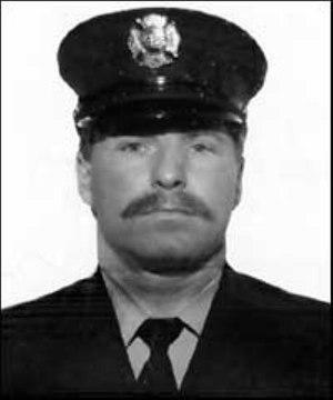 FDNY Firefighter Frank Bonomo ofEngine Company 230 in Bedford-Stuyvesant, Brooklyn.