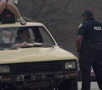 Video: Ga. cops' encounter in 'Borat 2' captured on bodycam