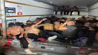 Border Patrol finds 33 migrants 'close to perishing' in sweltering truck in Texas
