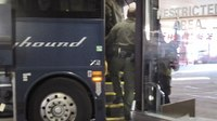 Greyhound to stop allowing Border Patrol agents on buses
