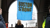 Moment of silence marks Boston Marathon anniversary